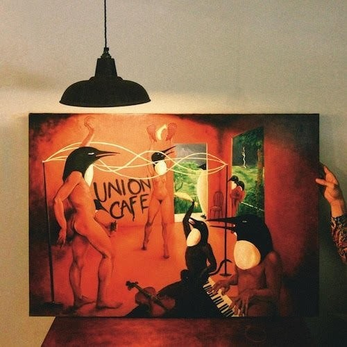 Penguin Café - Union Cafe [LP]