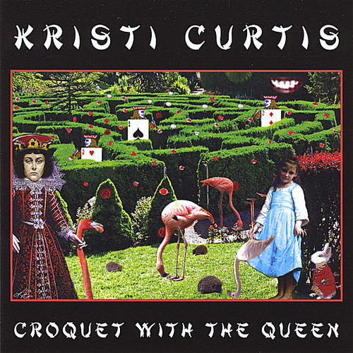 Croquet with the Queen