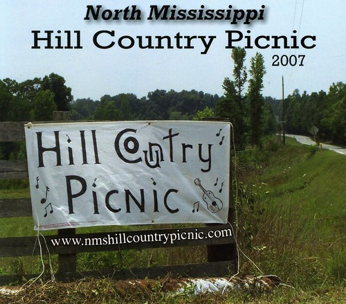 North Mississippi Hill Country Picnic 2007
