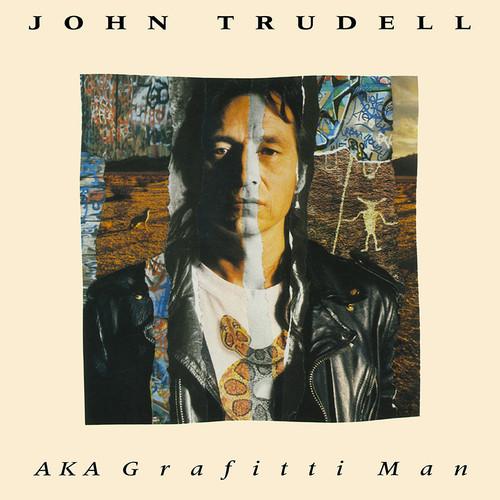 John Trudell - AKA Grafitti Man [2LP]