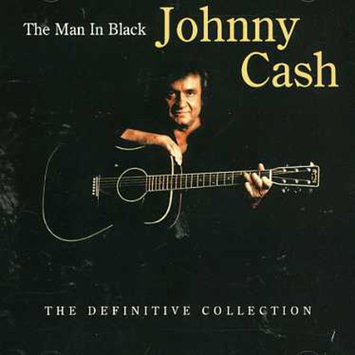 Johnny Cash-Man in Black