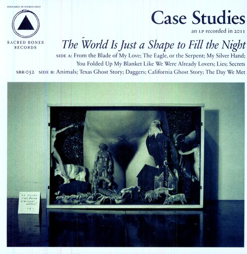 The World Is Just A Shape To Fill The Night