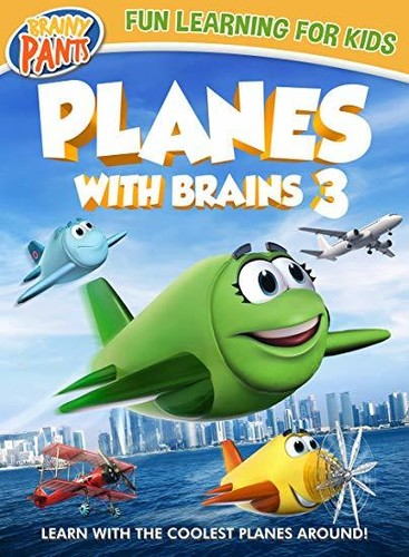- Planes With Brains 3