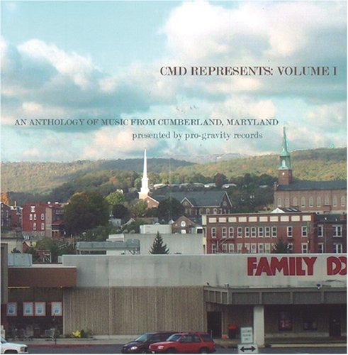 CMD Represents 1 /  Various