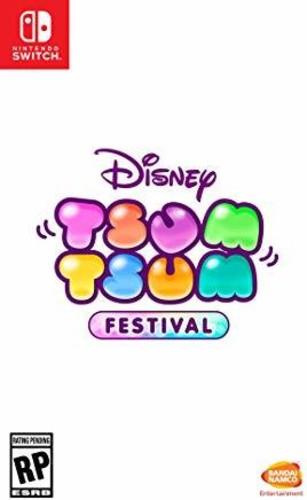 - Disney TSUM TSUM FESTIVAL for Nintendo Switch
