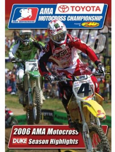 Ama Motocross Championship 2006
