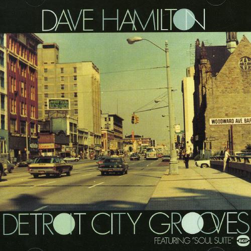 Detroit City Grooves [Import]
