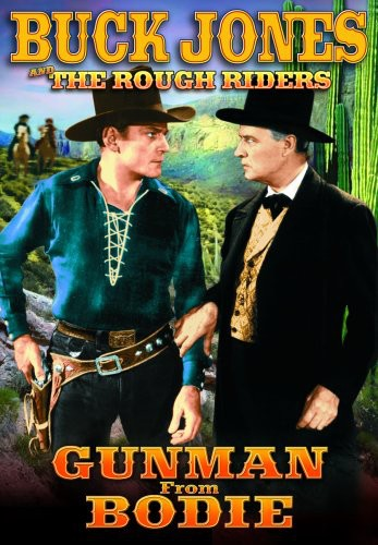 Rough Riders: Gunman From Bodie