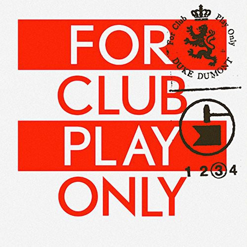 For Club Play Only 3