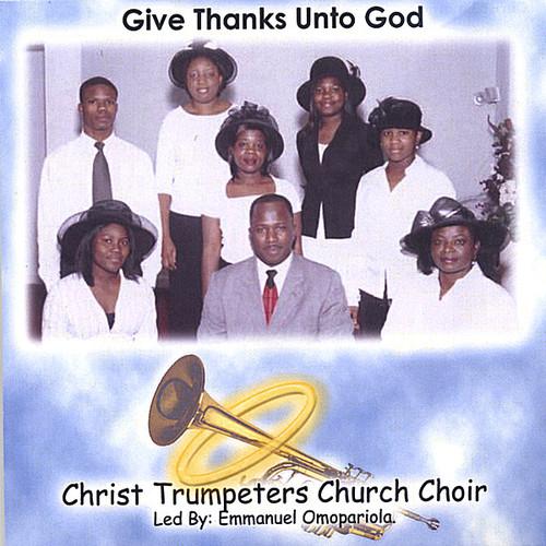 Give Thanks Unto God