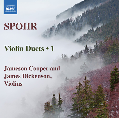 Jameson Cooper - Violin Duets 1
