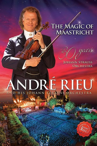 Andre Rieu: What A Wonderful World - Music For A Better World