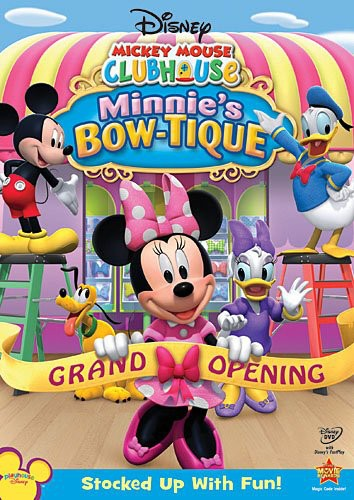 Minnie's Bow-Tique