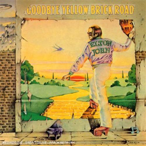 Elton John - Goodbye Yellow Brick Road (Mini Lp Sleeve) [Import]
