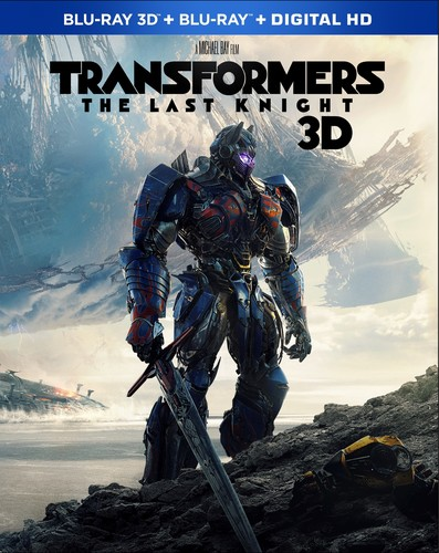 Transformers [Movie] - Transformers: The Last Knight [3D]