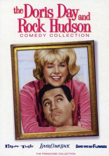 Doris Day & Rock Hudson Comedy Collection - Doris Day & Rock Hudson Comedy Collection