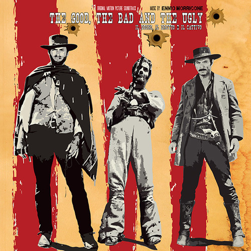 - Good The Bad The Ugly (Blk) [180 Gram] (Post)