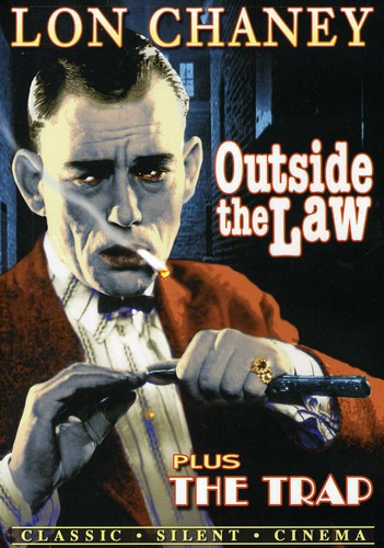 Lon Chaney Double Feature: Outside the Law /  The Trap