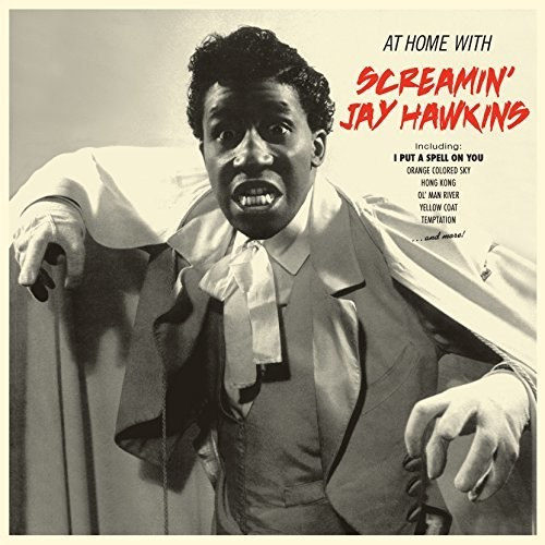 Screamin' Jay Hawkins - At Home With + 4 Bonus Tracks