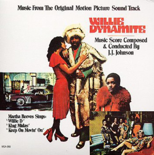 Willie Dynamite (Music From the Original Motion Picture Soundtrack)