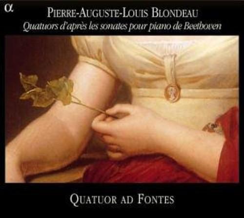 Quartets After the Beethoven Piano Sonatas Op 2