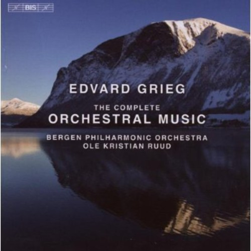 Complete Orchestral Music