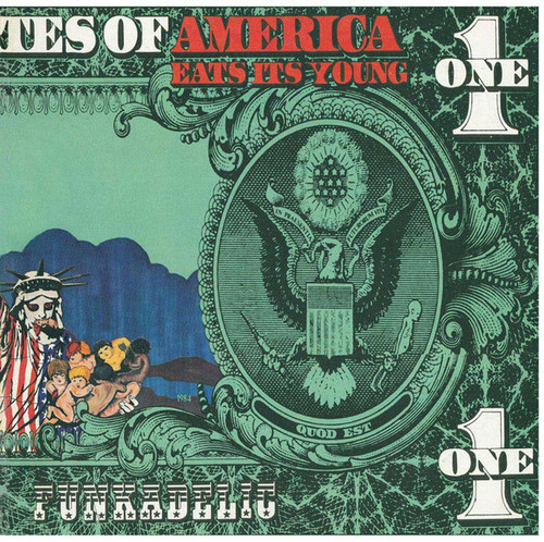 Funkadelic - America Eats Its Young [Limited Edition Red & Green Vinyl]