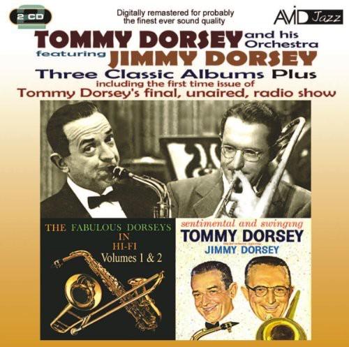 Fabulous Dorseys In Hi-fi/ Sentimental and Swinging