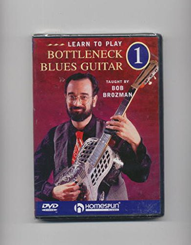 Learn to Play Bottleneck Blues Guitar: Volume 1-3