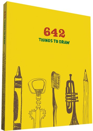 Chronicle Books - 642 Things to Draw: Journal