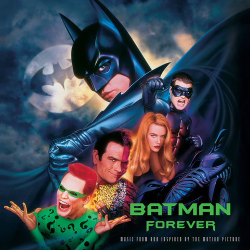 Batman Forever: Music Motion Picture