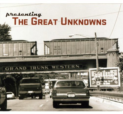Presenting the Great Unknowns