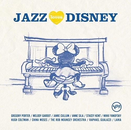 Jazz Loves Disney / Various - Jazz Loves Disney / Various