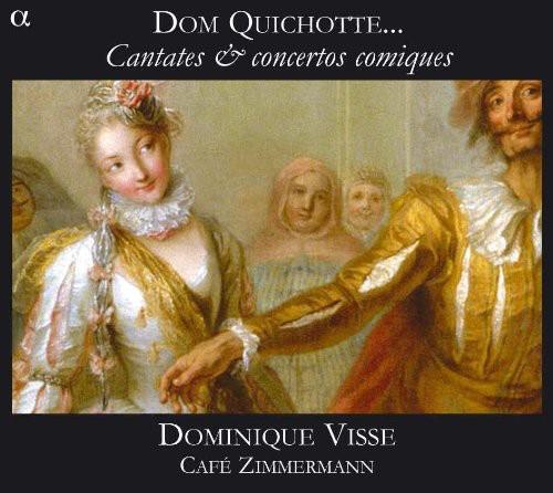 Cantatas & Comic Concertos