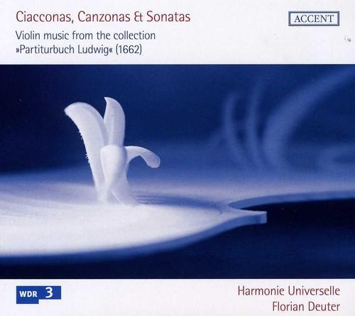 Ciacconas & Canzonas & Sonatas