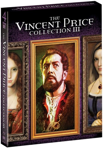 The Vincent Price Collection: Volume 3