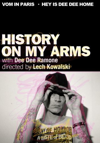 Dee Ramone Dee - History On My Arms