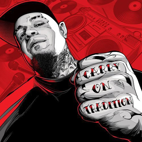 Vinnie Paz - Carry On Tradition (Ep)