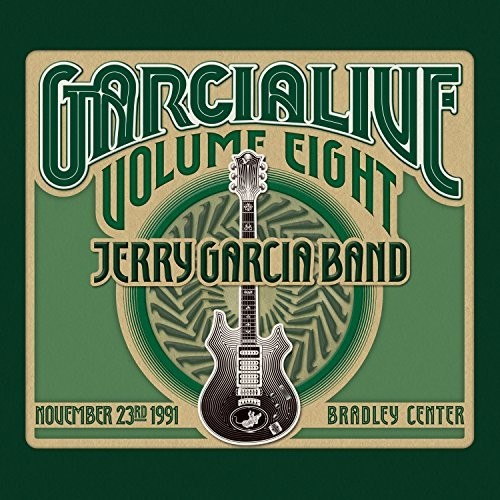 Garcialive Volume 8 : November 23rd, 1991 Bradley Center