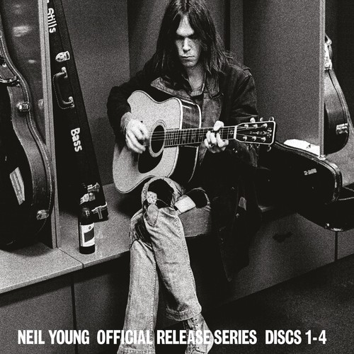Neil Young - Official Release Series Discs 1-4 [Import]