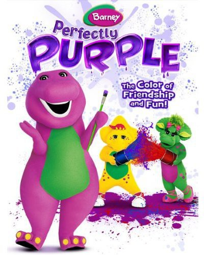 Barney: Perfectly Purple