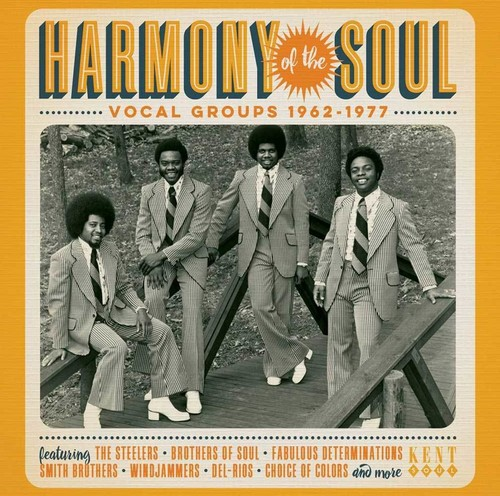 Harmony Of The Soul Vocal Groups 1962-1977 / Var - Harmony Of The Soul: Vocal Groups 1962-1977 / Var