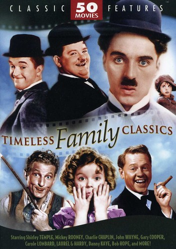 Timeless Family Classics: 50 Movie Set