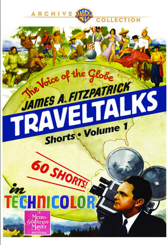James A. Fitzpatrick Traveltalks Shorts: Volume 1