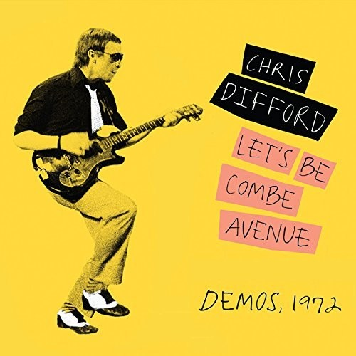 Let's Be Combe Avenue: Demos 1972 [Import]