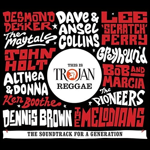 This Is Trojan Reggae / Various - This Is Trojan Reggae / Various (Uk)