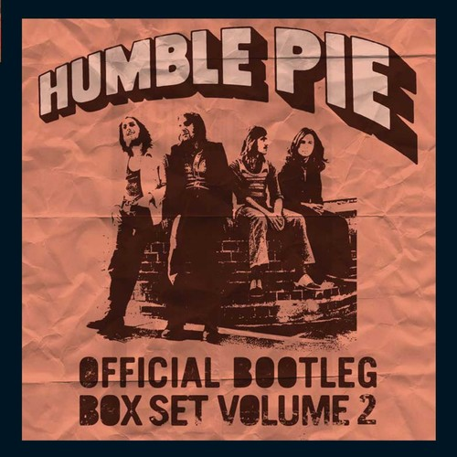 Humble Pie - Official Bootleg Box Set Vol 2 (Box) (Uk)