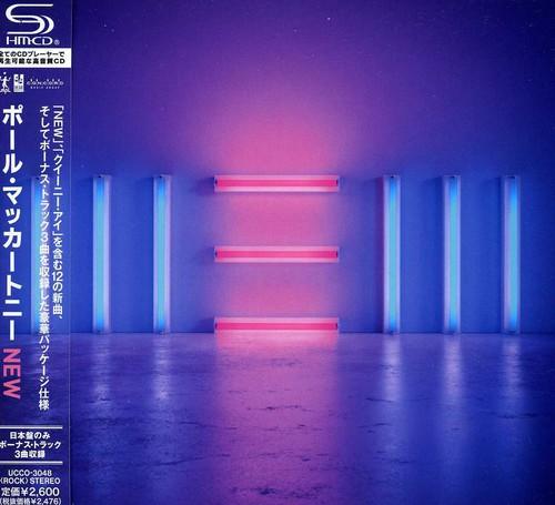 Paul McCartney - New (Jpn) (Shm)