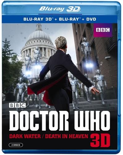Doctor Who: Dark Water /  Death in Heaven 3D