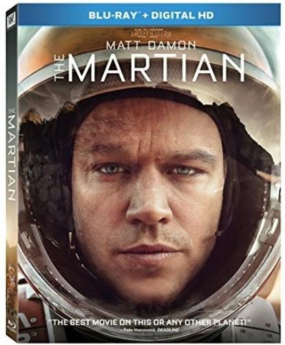 Martian [Blu-ray]